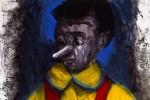 Jim Dine «Hello Yellow Glove- New Drawings» – Galleria Daniel Templon – dal 23.02 al 7.04